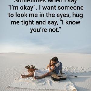 他人とは別・・・。