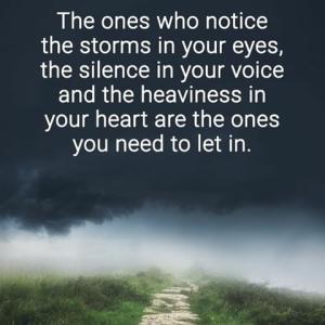 あなたに必要な人・・・。