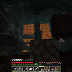 【マイクラ】ピグリン要塞は見つけたけどネザー要塞が見つからない