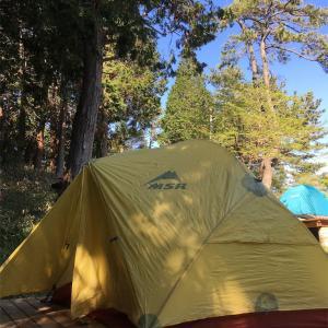 キャンプ沼にハマった我が家のテント遍歴