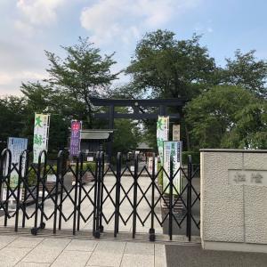 松陰神社まで行ってみたものの・・・20キロラン