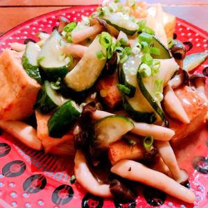 【低糖質、高たんぱく質食材】を使った簡単ヘルシー中華レシピ