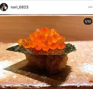 【寿しあや瀬】梅田で人気のおすすめなお鮨