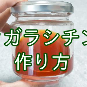 トウガラシチンキを日本薬局方を参考に作成
