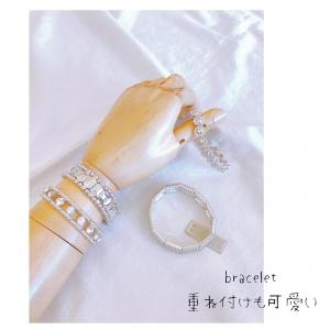 夏ならでは silver accessory