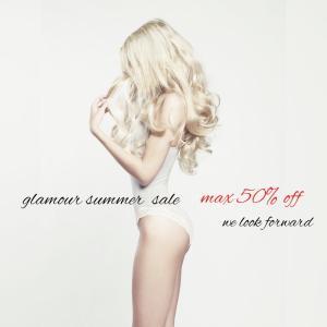 glamour summer sale start!