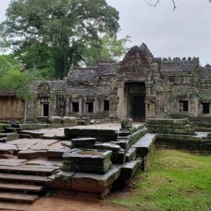 ~聖なる剣 プリアカン 遺跡を歩く~カンボジア旅行記⑥