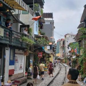ベトナム ハノイ トランジットの過ごし方 ~カンボジア旅行記②~