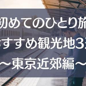 初めてのひとり旅におすすめ観光地 東京近郊編 ~箱根 伊豆 鬼怒川~