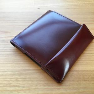 Abrusus『薄い財布 Classic』をご紹介。シンプル&使いやすくてオススメ!