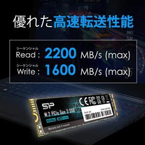 シリコンパワーのM.2.SSDを5年保証を利用して交換