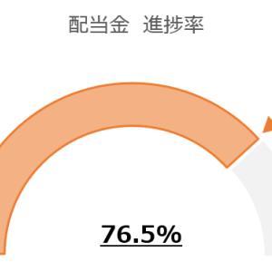 【配当金実績】2020年6月は過去最高の25,515円 1位は三菱商事