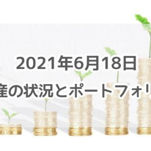2021年6月18日 資産の状況とポートフォリオ