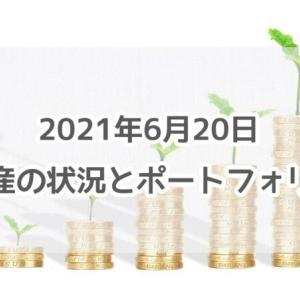 2021年6月20日 資産の状況とポートフォリオ