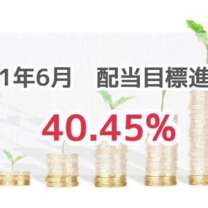 【配当金実績2021年6月】26,097円 1位は三菱商事