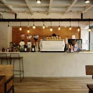 WIRE Coffee Bangkok@プラカノン