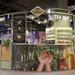101 True Digital Park店限定 Monsoon Teaのティーモクテル@プンナウィティ【PR】