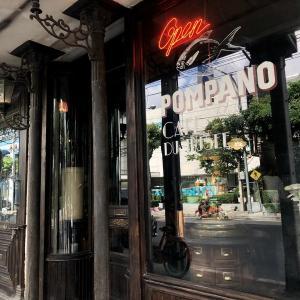 ヴィンテージ感たっぷりのコーヒーが美味しいカフェ Pompano cafe du musee@エカマイ