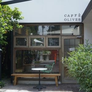イタリアン L'OLIVA隣の素敵なカフェCaffe Olives@トンロー