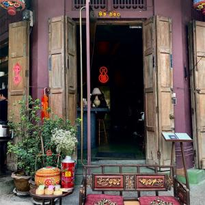【Ba Hao 八號(バー・ハオ)】おしゃれなBa Hao Residenceの一室で食事を楽しむ@ヤワラー【PR】