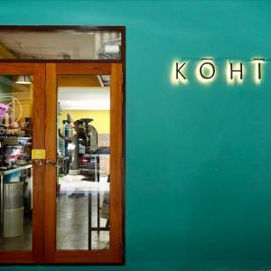 北タイ産コーヒー豆を自家焙煎した美味しいコーヒーKohi Roastery & Coffee Bar@エカマイ