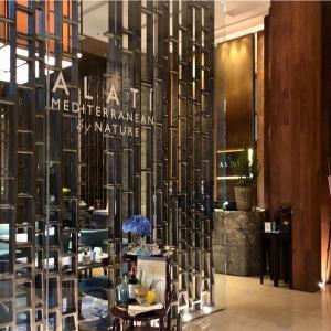 【バンコクホテル】サイアムケンピンスキー Siam Kempinski Hotel Bangkok宿泊記~朝食編〜@サイアム
