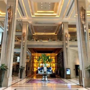 【バンコクホテル】サイアムケンピンスキー Siam Kempinski Hotel Bangkokの雰囲気@サイアム