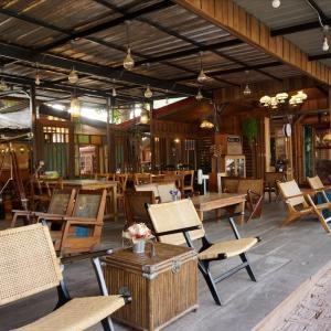 アユタヤ遺跡が見えるカフェBORAN Cafe and Restaurant(ボーラーン・カフェ&レストラン)@アユタヤ