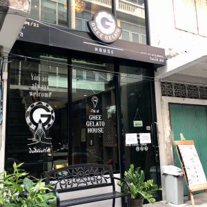 ワット・ポー近くにあるジェラート専門店GHEE GELATO HOUSE(ジージェラートハウス)@旧市街・リバーサイド
