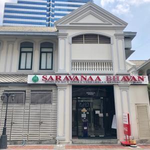 世界最大の南インド料理レストランチェーン店Saravana Bhavan(サラヴァナバヴァン)@シーロム