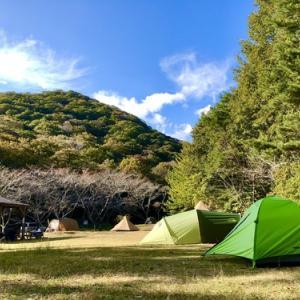 カブでキャンプ その3