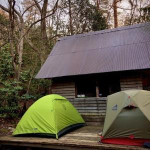 あの三連休のキャンプ