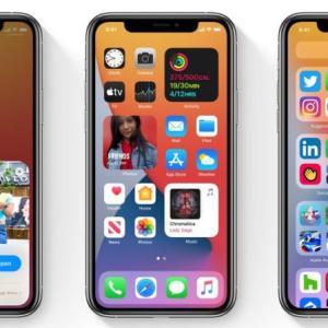 iOS14新機能Apple WWDC 2020
