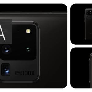 Galaxxy S20 Ultra 5G発売決定 auからフラッグシップスマホ