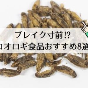 【注目】コオロギ食品おすすめ8選!話題のせんべいやラーメンの評判を徹底調査!