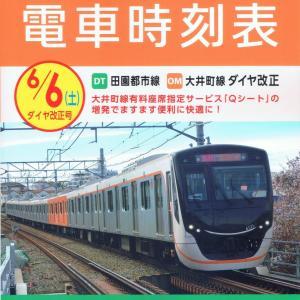 東急電鉄 大井町線有料座席指定サービスQシート