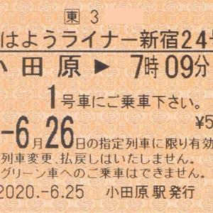 JR東日本 おはようライナー新宿号
