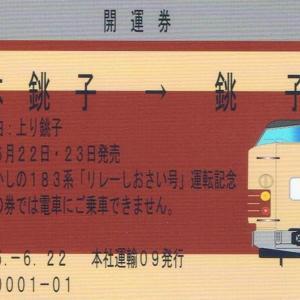 JR東日本 リレーしおさい号