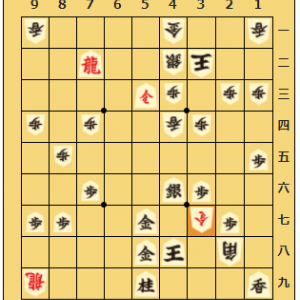 将棋日記 藤井システム VS 居飛車