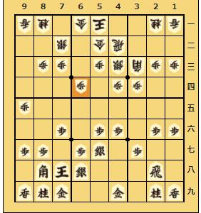 将棋ウォーズ初段の将棋日記 エルモ囲い VS 四間飛車
