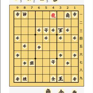 実践詰将棋㉜ 9手詰め