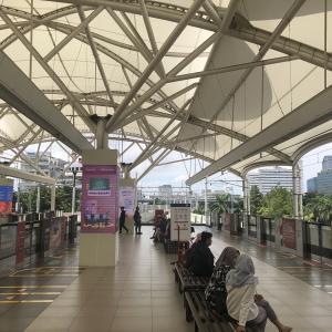 ジャカルタMRTは交通渋滞緩和できるか