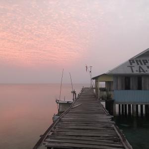 ナトゥナはインドネシアにとって大事な国境の島