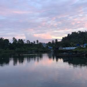 インドネシア西部の離島、シメウル島ではイスラム色が強い ~お酒が飲めません