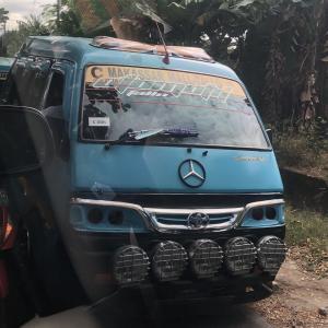 【インドネシアのミニバス】シェアリングエコノミー時代にピッタリの交通システム