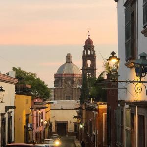 【メキシコ渡航】世界遺産の街 サンミゲル・デ・アジェンデ