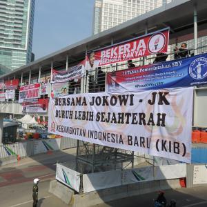今回の米大統領選と2014年インドネシア大統領選は似ている