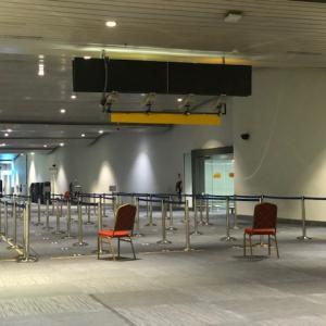 【インドネシア渡航】厳重警戒!ジャカルタ空港到着から隔離ホテルまで