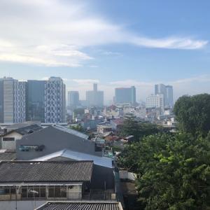 【インドネシア渡航】隔離生活3日目終了!生活リズムと2回目のPCR検査