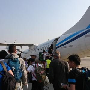ミャンマー旅行3日目(バンコク~ヤンゴン~バガン)